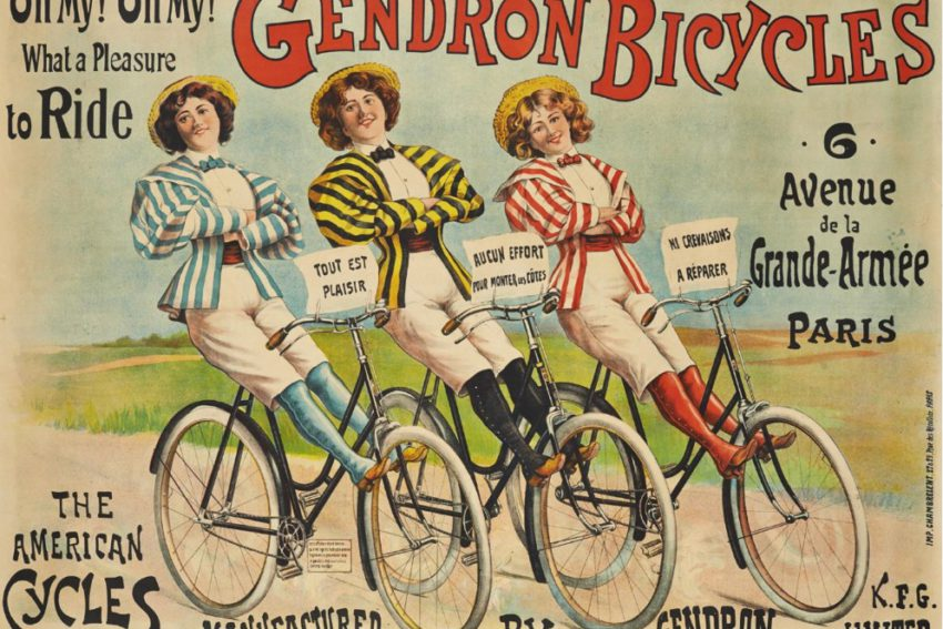 Nena Ivon Collections Bicycles and Picnics