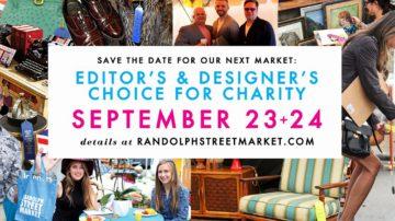 Randolph Street Market Sept 23 and 24, 2017