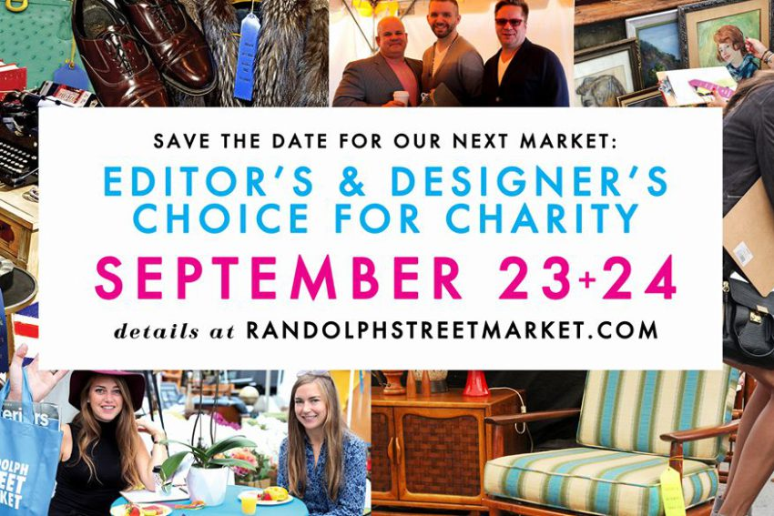 Randolph Street Market Sept 23 and 24, 2017
