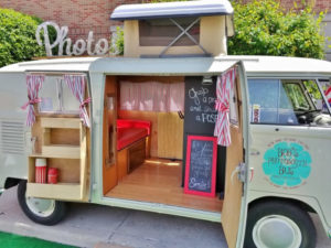 Bob's photobooth bus