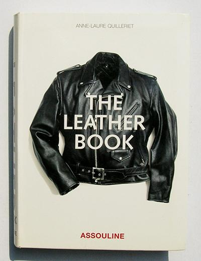 Randolph Street Market Black Leather Jacket