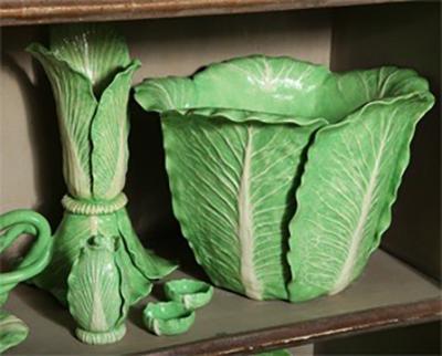 Randolph Street Market lettuce ware