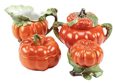 Randolph Street Market collectible tomato pieces