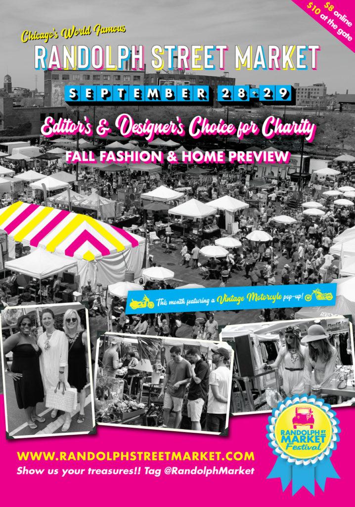 Randolph Street Market September 2019