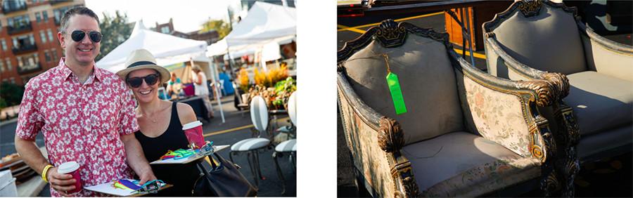 Randolph Street Market September 2019 Vendors