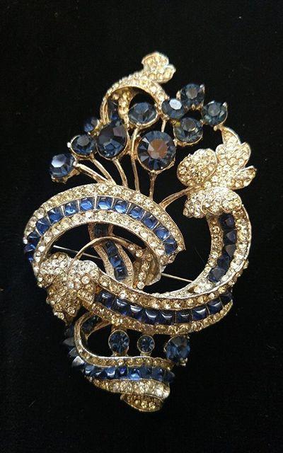 Costume Jewelry Eisenberg Randolph Street Market