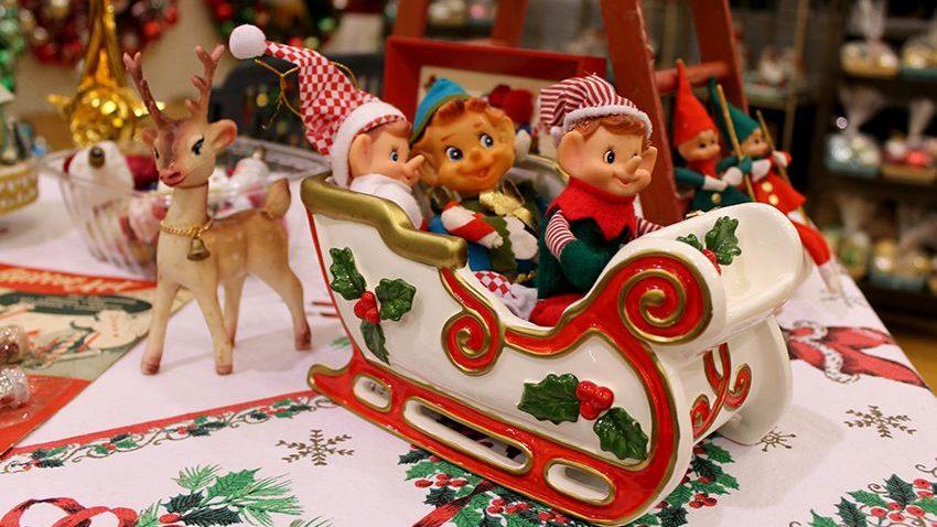 Randolph Street Market Holiday Market Dec 14+15