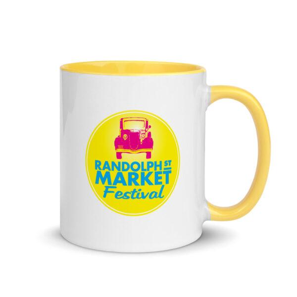 Flea Market Freak Randolph Street Market Mug